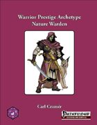 Warrior Prestige Archetype: Nature Warden