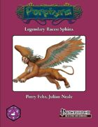 Legendary Races: Sphinx
