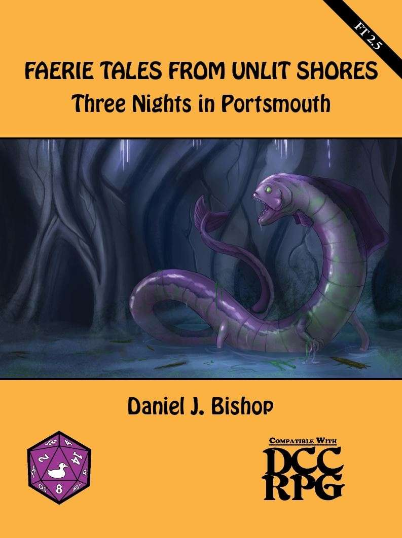 FT 2.5 - Three Nights in Portsmouth