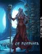 Drow of Porphyra - The Xelusine: Sirens of Sin