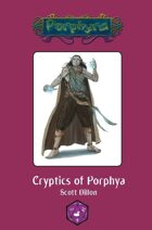Cryptics of Porphyra