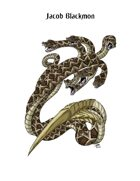 Stock Art: Koshin Serpent