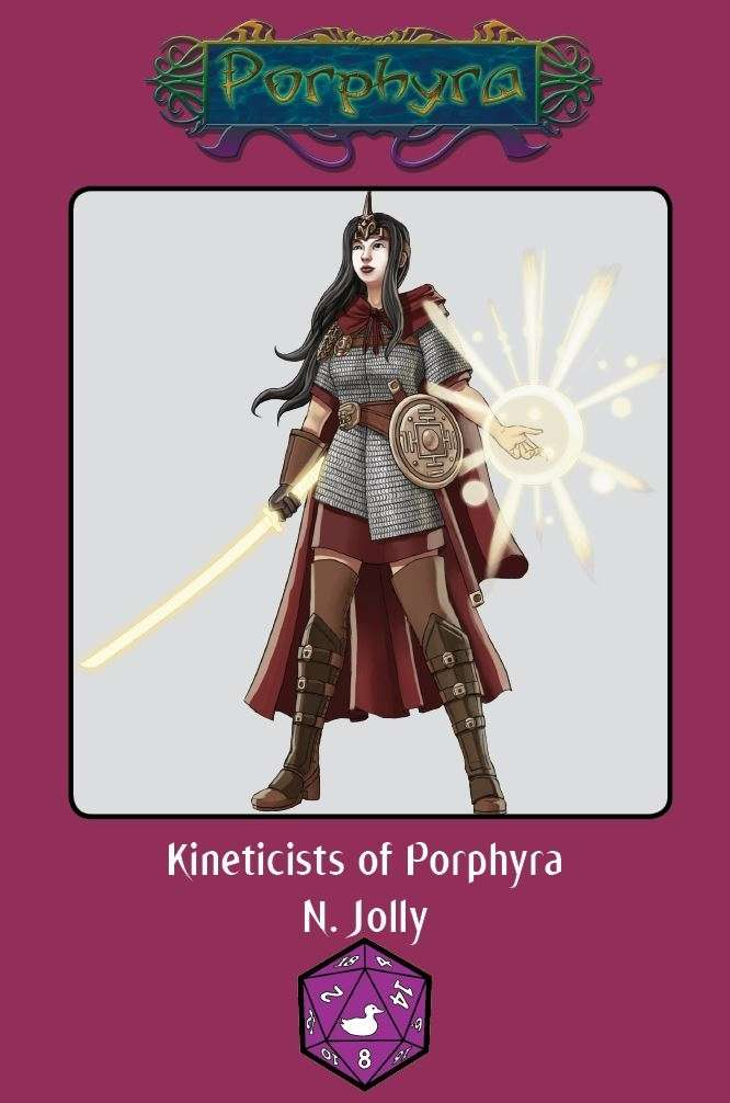 Kineticists of Porphyra
