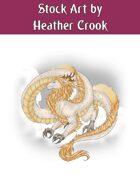 Stock Art: Imperial Dragon