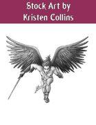 Stock Art: Angel