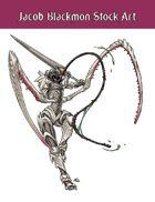 Stock Art: Mantis Daemon