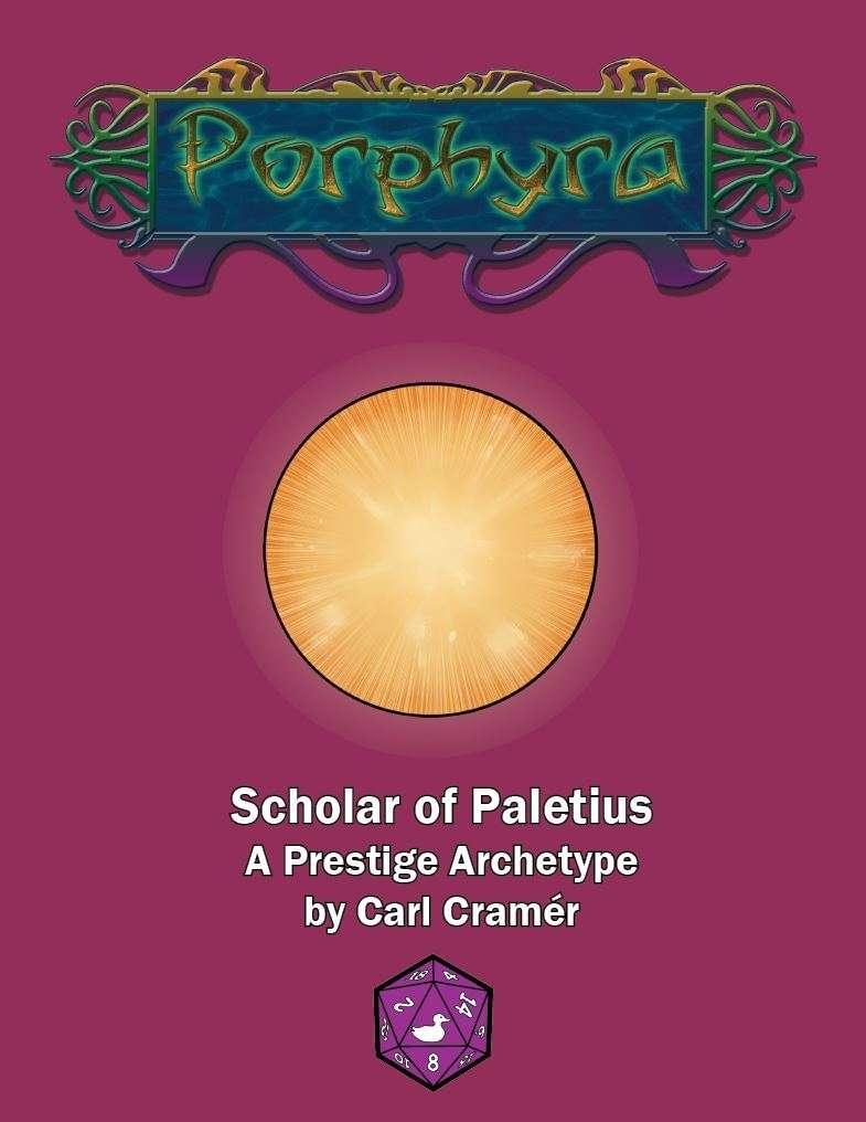 Scholar of Paletius