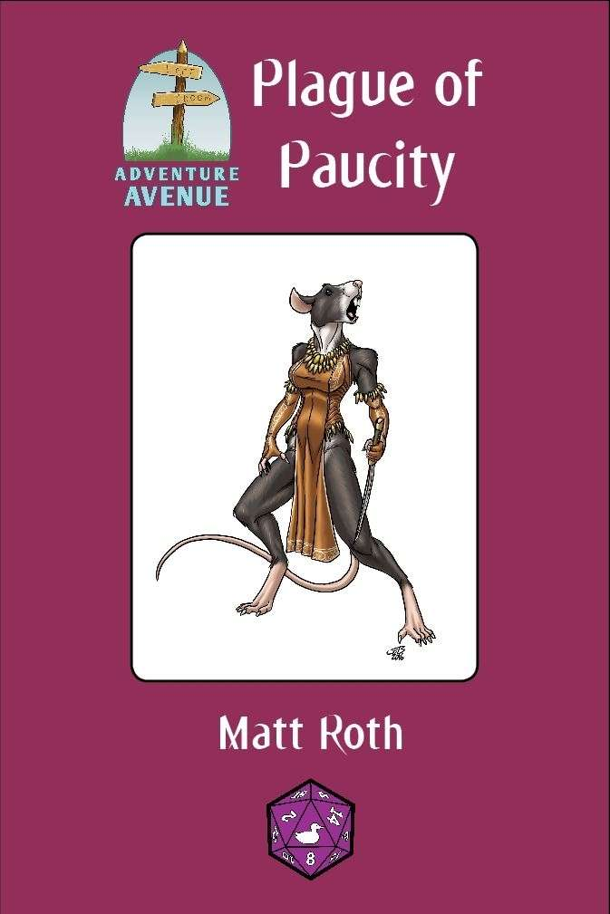 Cover of Plague of Paucity