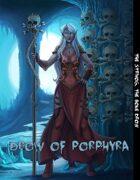 Drow of Porphyra - The Strivog: The Bone Drow