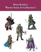 Brian Brinlee's Warrior Stock Art Collection 2
