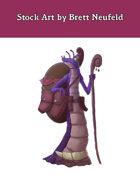 Stock Art: Zif Traveller