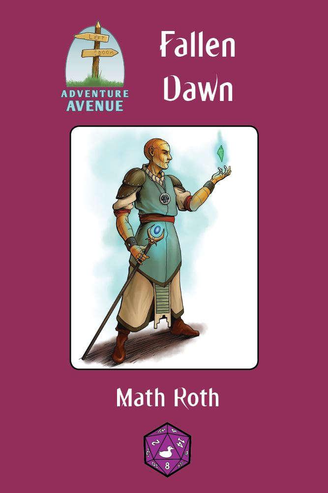 Cover of Fallen Dawn