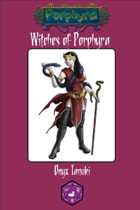 Witches of Porphyra