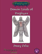 Demon Lords of Porphyra