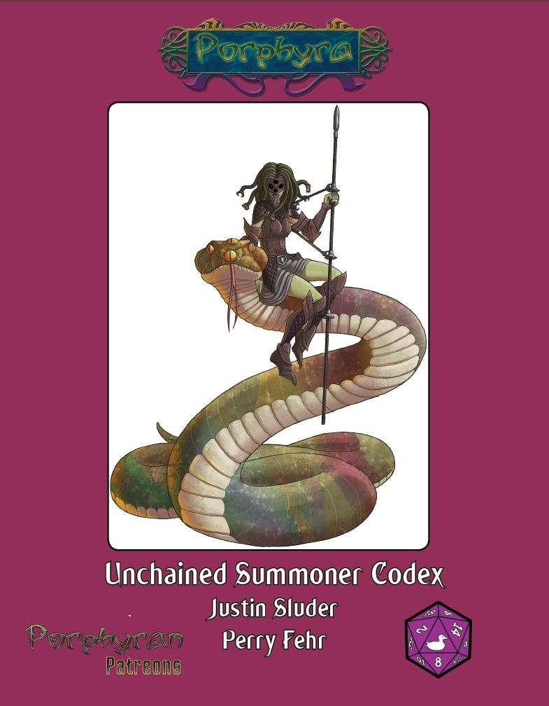 Unchained Summoner Codex