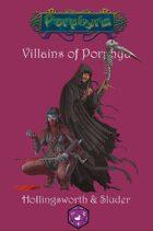Villains of Porphyra