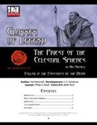 Lion's Den Press: Classes of Legend: Priest of Celestial Spheres