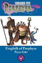 Frogfolk of Porphyra