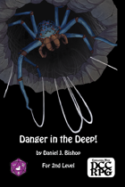 AL 9: Danger in the Deep! (DCC)