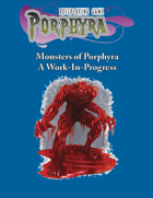 Monsters of Porphyra 3