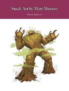 Stock Art: Plant Barbarian