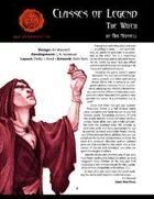 Lion's Den Press: Classes of Legend: The Witch
