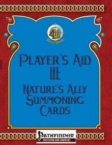 Summon Nature S Ally