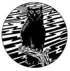 Purple Duck Stock 39 - Owl