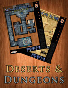 Deserts and Dungeons [BUNDLE]