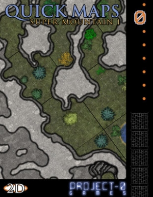 Quick Maps: Super Mountain I - Project Zero Games | Quick Maps ... on