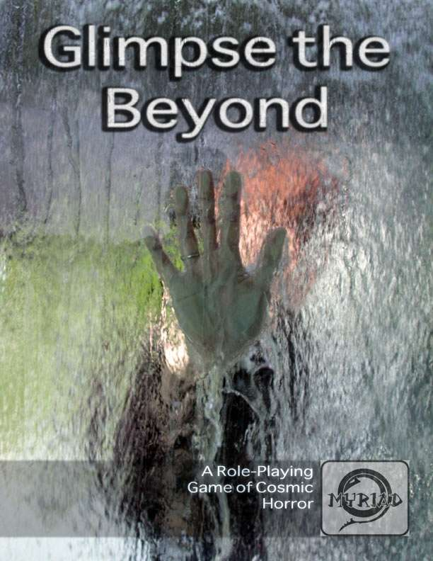 Glimpse the Beyond cover