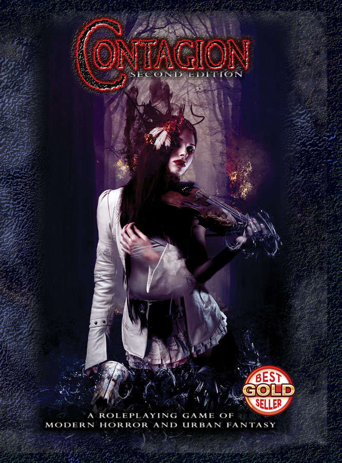 Contagion Second Edition Cover
