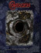 Contagion Second Edition Bonus