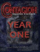 Contagion Second Edition YEAR ONE [BUNDLE]