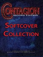 Contagion Second Edition Softcovers [BUNDLE]
