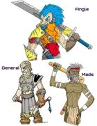 Fantasy Stock Profiles
