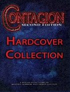 Contagion Second Edition Hardcovers [BUNDLE]
