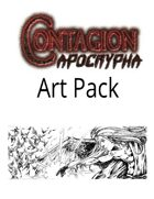 Contagion Apocrypha Art Pack