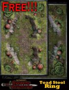 Jack Badashski's Awesome Adventures: Toad Stool Ring