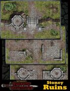 Jack Badashski's Awesome Adventures: Stoney Ruins