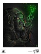 Stinky Goblin Stock Art: Goblin 1