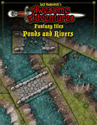 Jack Badashski's Awesome Adventures: Ponds and Rivers