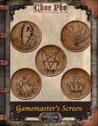 Choe Pho Gamemaster Screen