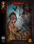 Lair of the Stitch Witch