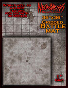 Into the Necrobyss Battle Mat 2: Labyrinthus