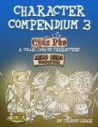 Character Compendium 3: Li'l Pho