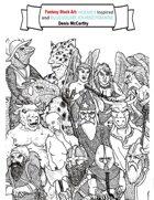 Stock Fantasy Art Holmes Inspired and Blueholme Journeymann