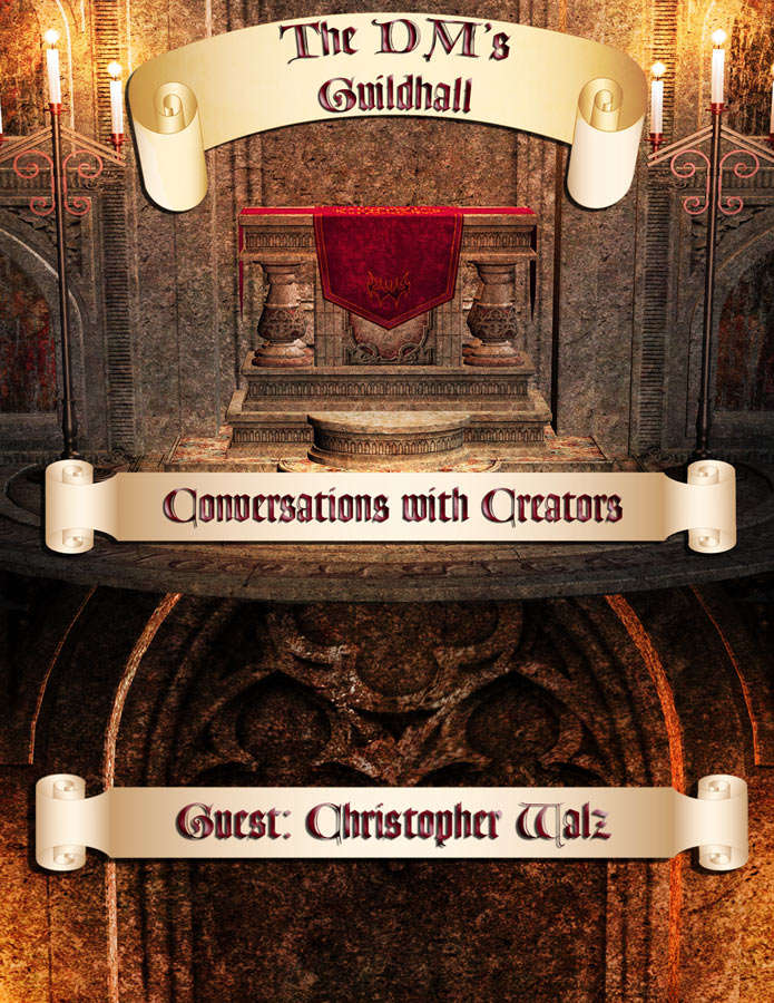 The DMs Guildhall Episode 15 - Christopher Walz