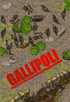 WW1 historical token pack: Gallipoli