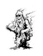 Stinky Goblin Stock Art: Molten